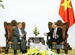 Thủ tướng Nguyễn Xuân Phúc tiếp Bộ trưởng Ngoại giao và Thương mại Brunei
