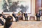 Trung Quốc, Singapore tăng cường hợp tác song phương