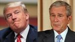 Cựu Tổng thống Bush chỉ trích chính sách của ông Trump