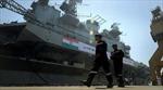 Phục vụ ròng rã 30 năm, tàu sân bay INS Viraat Ấn Độ 'nghỉ hưu'