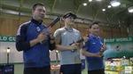 Hoàng Xuân Vinh giành Huy chương bạc World Cup bắn súng 2017