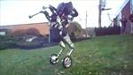 Lần đầu lộ diện siêu robot 2 chân di chuyển như vận động viên uốn dẻo