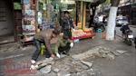 Chủ tịch Hà Nội: Sẽ chỉ đích danh người 'chống lưng' hàng quán chiếm vỉa hè