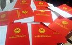 Người dân hưởng lợi từ việc mở rộng 5 trường hợp được cấp sổ đỏ