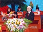 Tổng Bí thư Nguyễn Phú Trọng: Xây dựng người phụ nữ Việt Nam phát triển toàn diện