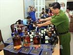Hà Nội thu giữ hơn 1.000 lít rượu không rõ nguồn gốc