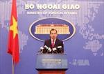 Phản ứng của Việt Nam trước việc Triều Tiên phóng thử bốn tên lửa đạn đạo