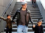 Angelina Jolie hạnh phúc vì các con đã làm lành với Brad Pitt