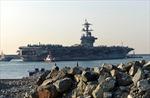 Triều Tiên dọa sẽ 'thẳng tay đáp trả' tàu sân bay USS Carl Vinson của Mỹ