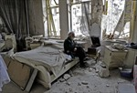 Bức ảnh tố cáo sự hủy diệt khủng khiếp của chiến tranh