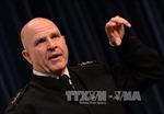 Trung tướng lục quân 3 sao làm Cố vấn An ninh Quốc gia Mỹ