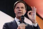 Châu Âu tạm yên lòng sau bầu cử Hà Lan