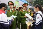 Thí sinh không được đăng ký cả ngành công an và quân đội