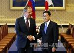 Nhật Bản - Nga tăng cường hợp tác đối phó thách thức an ninh khu vực