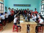 Trao tặng thiết bị dạy học cho hai trường THCS tỉnh Quảng Trị
