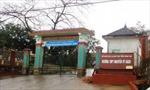 Khiển trách giáo viên chép bài cho học sinh trong kỳ thi học sinh giỏi ở Nghệ An