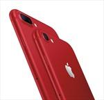 Apple sắp tung phiên bản iPhone 7/7 Plus đỏ sành điệu