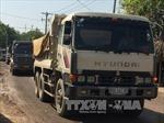 Đồng Nai đình chỉ hoạt động xe ben từ mỏ đá ra quốc lộ không đảm bảo an toàn