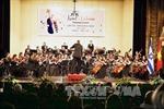 Chương trình hòa nhạc hữu nghị 'Israel - Việt Nam'