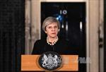 Thủ tướng Anh lên án vụ khủng bố 'bệnh hoạn và xấu xa'