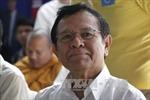 Bộ Nội vụ Campuchia không công nhận ban lãnh đạo mới đảng đối lập