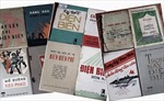 Trưng bày tư liệu quý về trận Điện Biên Phủ tại phiên chợ sách xưa