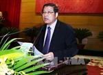 Trưởng ban Nội chính TW  đề nghị  xử lý nghiêm các vụ việc tham nhũng được phát hiện