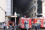 Đã khống chế được vụ cháy nghiêm trọng tại Công ty Kwong Lung – Meko