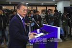 Cựu Chủ tịch đảng đối lập tranh cử tổng thống Hàn Quốc