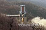 Hàn Quốc đoán Triều Tiên đang rục rịch thử hạt nhân