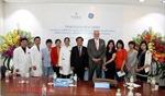 Hợp tác quốc tế trong tiến trình xây dựng trung tâm điều trị ung thư hiện đại tại Vinmec