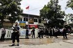 Indonesia bắt 4 nghi phạm dựng trại huấn luyện phiến quân