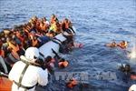 Chìm thuyền ngoài khơi Thổ Nhĩ Kỳ, 11 người thiệt mạng