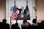 Tổng thống Mỹ Donald Trump rút lại dự luật chăm sóc sức khỏe