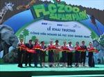 Vườn thú FLC Zoo Safari Park Quy Nhơn đón khách từ 26/3