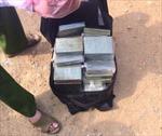 Sơn La: Bắt giữ đối tượng vận chuyển trái phép 5 bánh heroin