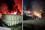 Cháy lớn tại nhà tù Mexico do tù nhân ẩu đả
