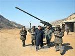 Triều Tiên dọa tấn công phủ đầu đáp trả các cuộc tập trận ở Hàn Quốc