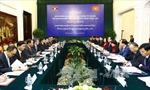 Nâng cao hiệu quả hợp tác giữa Thủ đô Hà Nội và Thủ đô Viêng Chăn