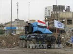 Lực lượng an ninh Iraq giành thêm một số khu vực ở Tây Mosul