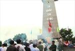 Kon Tum tổ chức lễ truy điệu và an táng 6 hài cốt liệt sỹ