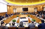 Hà Nội và Viêng Chăn trao đổi kinh nghiệm về cải cách hành chính