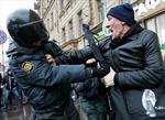 Nga lên án các cuộc biểu tình trái phép ở thủ đô Moskva