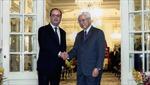 Singapore và Pháp chung tay hỗ trợ các doanh nghiệp đổi mới