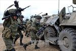 Nga, Tajikistan tập trận chung chống khủng bố
