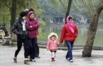Miền Bắc lại sắp đón không khí lạnh, Hà Nội ngày 28/3 có mưa