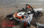 Cặp vợ chồng người Nga gặp nạn khi đi xe máy du lịch tại Ninh Thuận