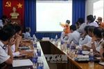 Tập trung cao độ tìm kiếm 9 thuyền viên tàu Hải Thành 26-BLC mất tích