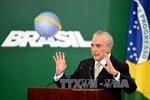 Tổng thống Brazil đối mặt nguy cơ bị phế truất