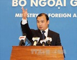 Việt Nam kiên quyết phản đối Đài Loan tập trận bắn đạn thật tại Trường Sa